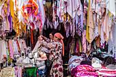 Bazaar in Osh, Kyrgyzstan, Asia
