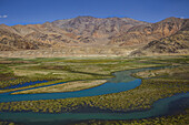 Lake Yashikul, Tajikistan, Asia