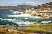 Atlantic Drive, southern Achill Island, County Mayo, Connacht, Republic of Ireland, Europe