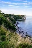 Klüsser Berge Cape Arkona, Wittow peninsula, Rügen, Baltic Sea coast, Mecklenburg-Vorpommern Germany