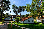 Inn and Pension Zum Klausner near Kloster, Hiddensee, Ruegen, Baltic Sea Coast, Mecklenburg-Vorpommern, Germany