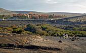 View at La Pared, Fuerteventura, Canary Islands, Islas Canarias, Atlantic Ocean, Spain, Europe