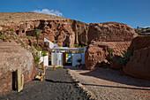 Lagomar at Nazaret (Teguise), Atlantic Ocean, Lanzarote, Canary Islands, Islas Canarias, Spain, Europe