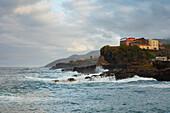 rum factory of Ron Aldea, near Puerto Espindola, east coast, Atlantik, near San Andres, San Andres y Sauces, UNESCO Biosphere Reserve, La Palma, Canary Islands, Spain, Europe