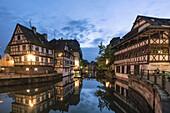La Petite France, Maison des Tanneurs,  Strasbourg, Strassburg,  France
