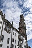 Torre dos Clerigos church, Porto, Portugal