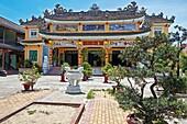 Chua Phap Bao Pagoda. Hoi An Ancient Town, Quang Nam Province, Vietnam.