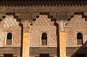 Madrasa Ben Youssef (1564), Marrakech, Morocco.