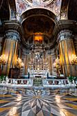 Church of San Ferdinando Italy, Campania, Province of Naples, Naples.