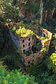 Valley of mills,Sorrento,Napoli province,Italy