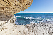 Cyprus, Limassol, The crystal water of Governor's Beach