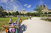 France, Paris, Tuileries Garden