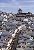 Spain, Andalucia Region, Malaga province, Teba City