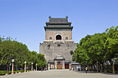 China, Beijin City, The Bell Tower