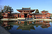 Japan, Uji, Byodo-in temple, Phoenix Hall