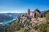 Spain, Catalonia, Tarragona Province, Ciurana de Tarragona village