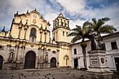 Iglesia San Francisco church, Popayan, Departmento de Cauca, Colombia, Southamerica