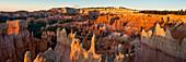 Morgens am Bryce Canyon, Utah, USA