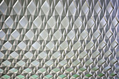 Detail of wall cover, interior of Opera, the New Opera House in Oslo, Norway, Scandinavia, Europe