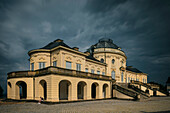 Solitude castle, Stuttgart, Baden-Wuerttemberg, Germany