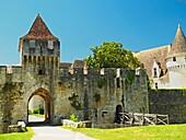 Chateau Bridoire, Dordogne Department, Nouvelle-Aquitaine, France.