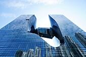 Architektur, Opus, Zaha Hadid, Hochhaus, Business Bay, Dubai, VAE, Vereinigte Arabische Emirate