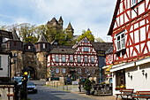 Braunfels, town with castle, Hessen, Germany, Europe
