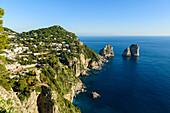 Insel Capri, Napoli, Italien