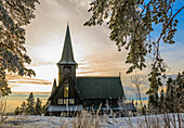 Holmenkollen-Chapel, Oslo, Norway