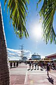 Promenade, Philipsburg, St. Martin, Caribbean, Lesser Antilles