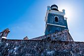 Fortress San Felipe del Morro, San Juan, Puerto Rico, Caribbean, USA