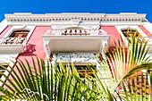Historical Residence, Old Town, San Juan, Puerto Rico, Caribbean, USA