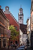 Blaser Tower, Ravensburg, Baden-Wuerttemberg, Germany