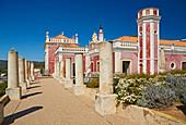 Palácio de Estói, Pousada, Estói, District Faro, Region of Algarve, Portugal, Europe