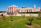 Palácio de Estói, Pousada, Estói, Distrikt Faro, Region Algarve, Portugal, Europa