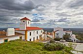 Village of Évoramonte, Évora Monte, District Évora, Region of Alentejo, Portugal, Europe