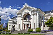 Concert hall in Ravensburg, Upper Swabia, Baden-Wuerttemberg, South Germany, Germany, Central Europe, Europe