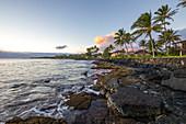 Sunrise in Kauai island, Hawaii, USA