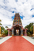 The hindu Kaylasson temple, Port Louis, Port Louis district, Mauritius, Africa