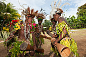 Traditional Sing Sing, Tufi, Oro province, Papua New Guinea