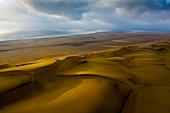 Dünen der Namib Wueste, Namib Naukluft Nationalpark, Namibia