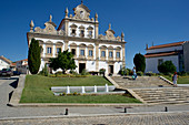 Palácio dos Távoras - Câmara Municipal, Town Hall in Mirandela, Trás-os-Montes, Northern Portugal, Portugal