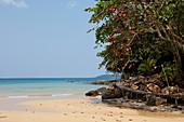 Jetty from the beach to the resort, A Na Lay Resort, Koh Kood, Koh Kut, Trat, Thailand
