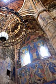 in the early Christian monastery Akhtala near Ayrum, Caucasus, North Armenia, Asia