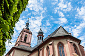 Parish Church of St. Peter and Paul, Eltville, Rheingau, Hesse, Germany