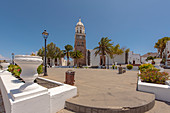 Church of Nuestra Señora de Guadalupe, Teguise, Lanzarote, Canary Islands, Spain, Europe