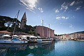 Port of Veli Losinj, Island Losinj, Adriatic Sea, Croatia