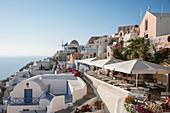 Townscape of Santorini, Greece