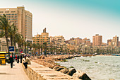 View of Alexandria during daytime, Egypt