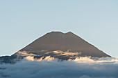 Mount Ngauruhoe, Tongariro Nationalpark, Manawatu-Wanganui, Nordinsel, Neuseeland, Ozeanien